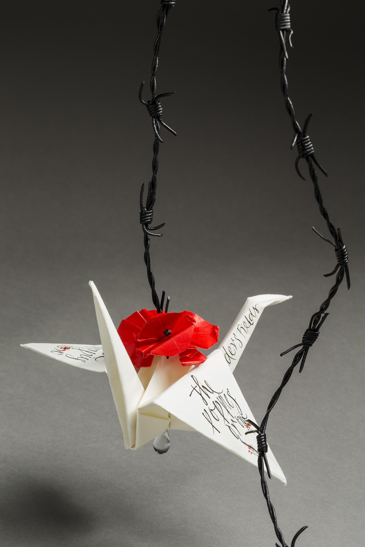 Jane Ewing, Peace Crane