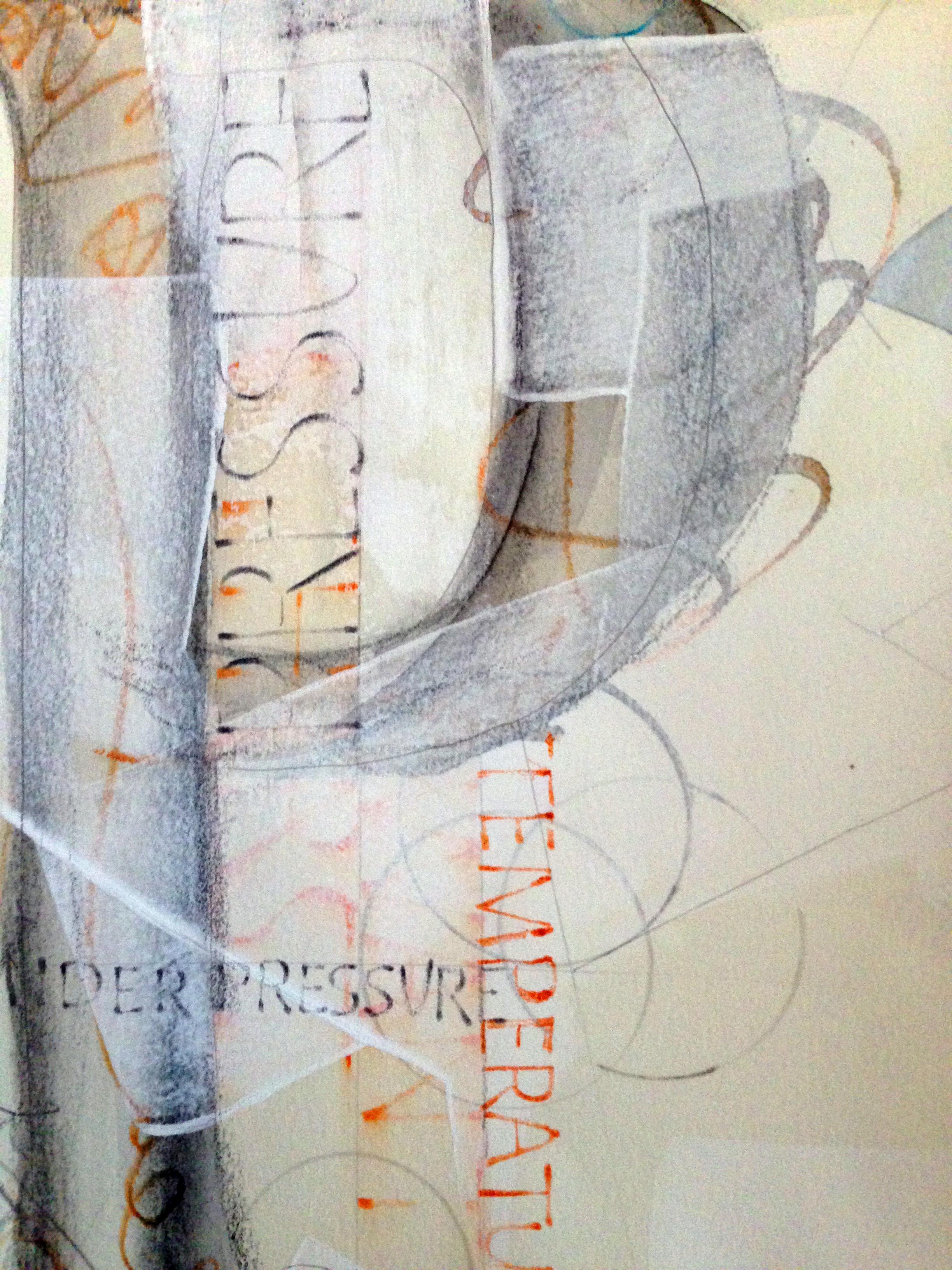 Kathy Mandell, Untitled (PQR)