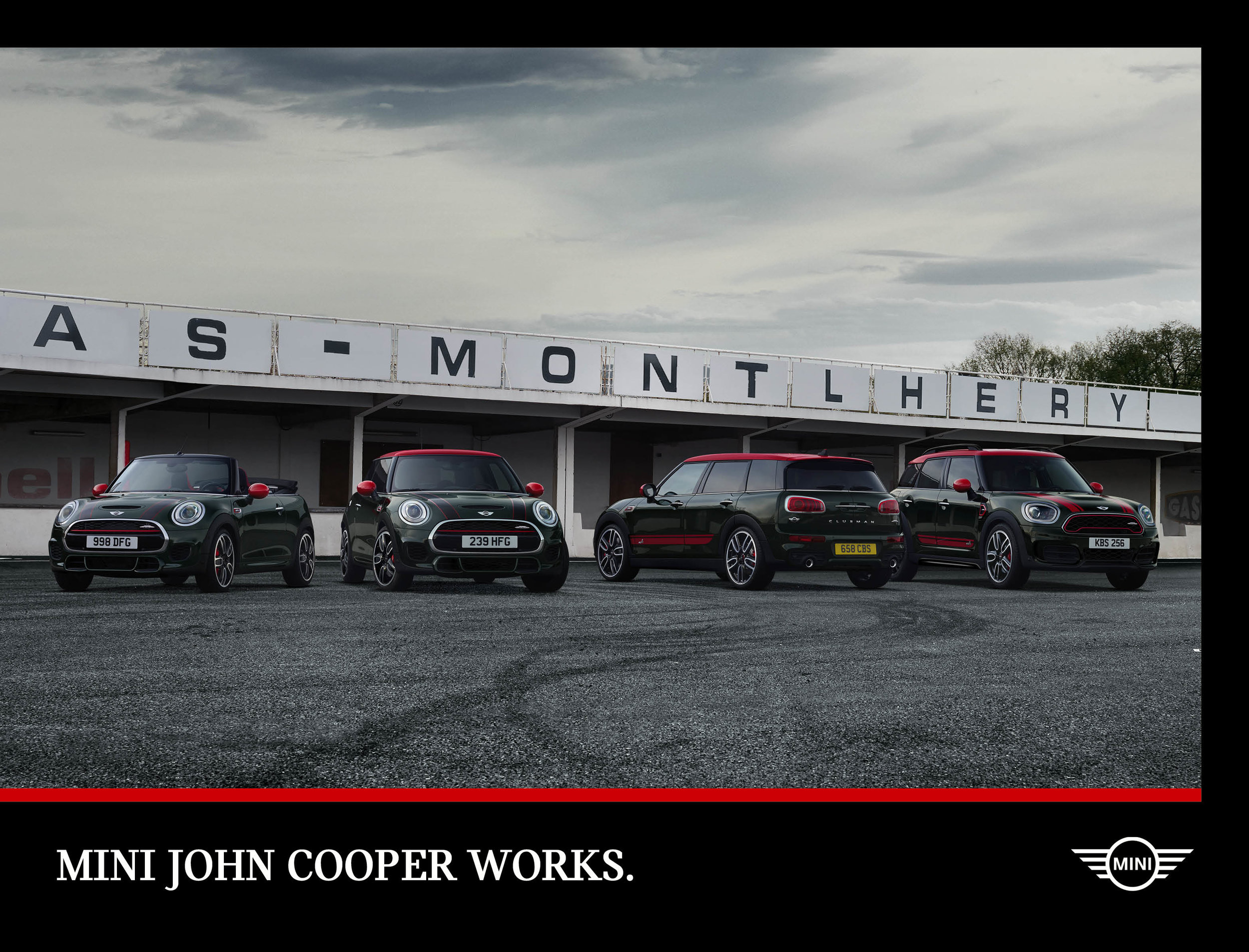On sale now!FREEMINI JOHN COOPER WORKS BOOKLET WITH THIS ISSUE! -