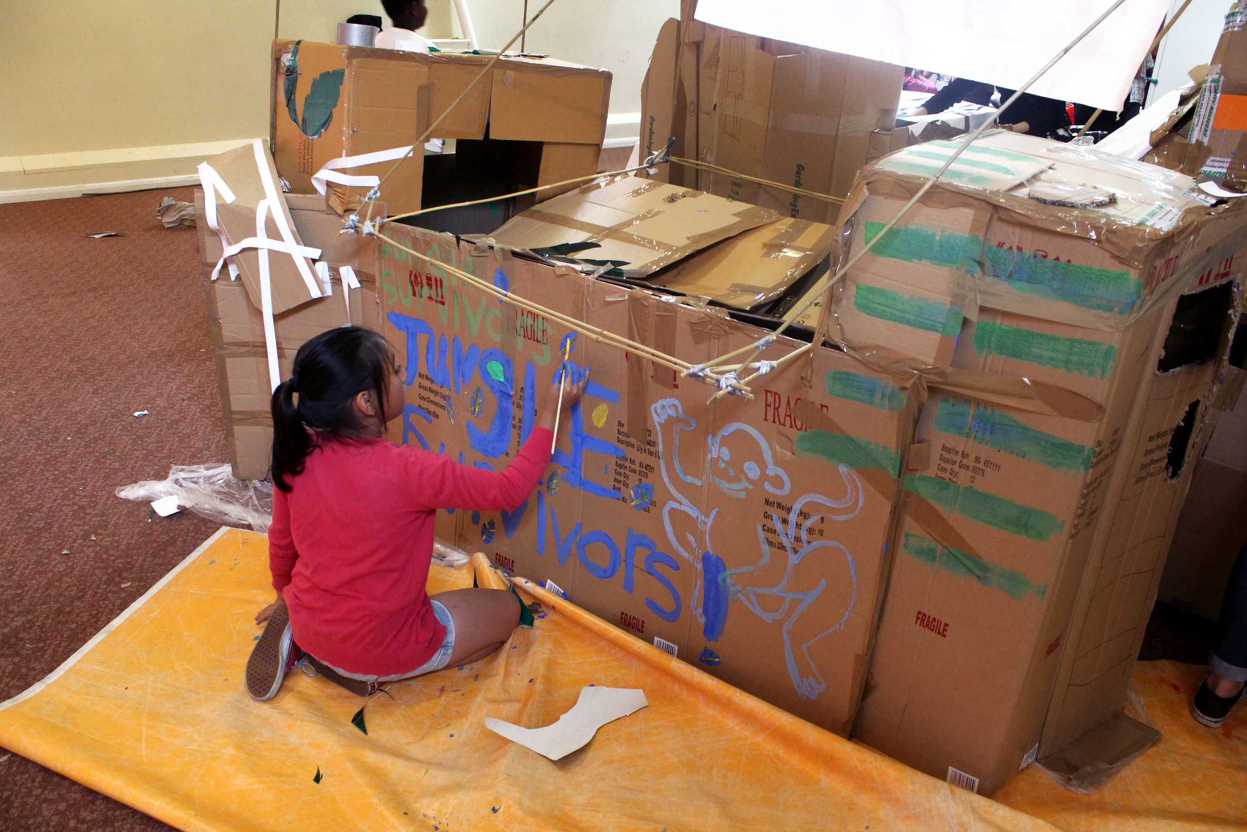 Fort Workshop with CARIS