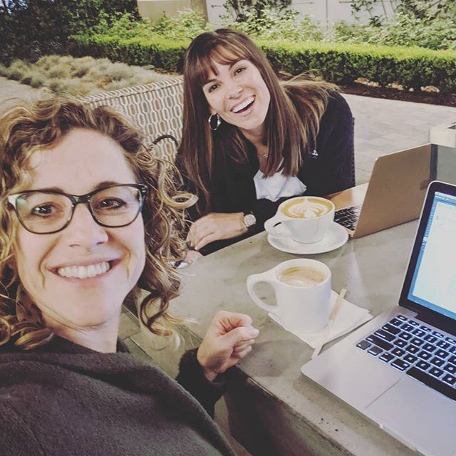 Found a new coworker and we are co-working on our writing projects together.  I think having a co-worker when you don't go to an office is sometimes the best thing ever. Do you have a co-worker?  #coworkers #coworking #writing #doinglifetogether #newfriends #writinglife #lovewell