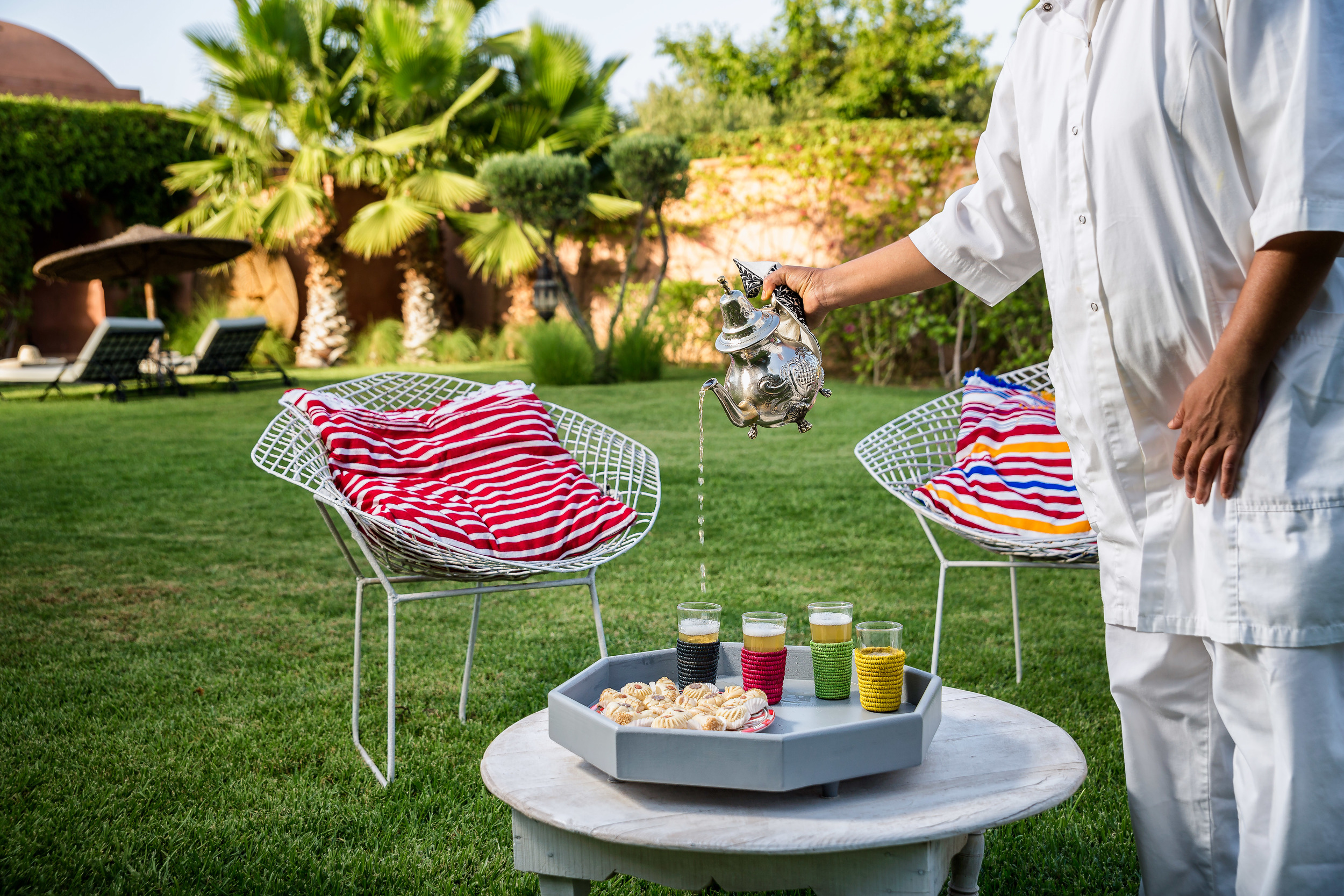 Villa Magtafa - Mint Tea