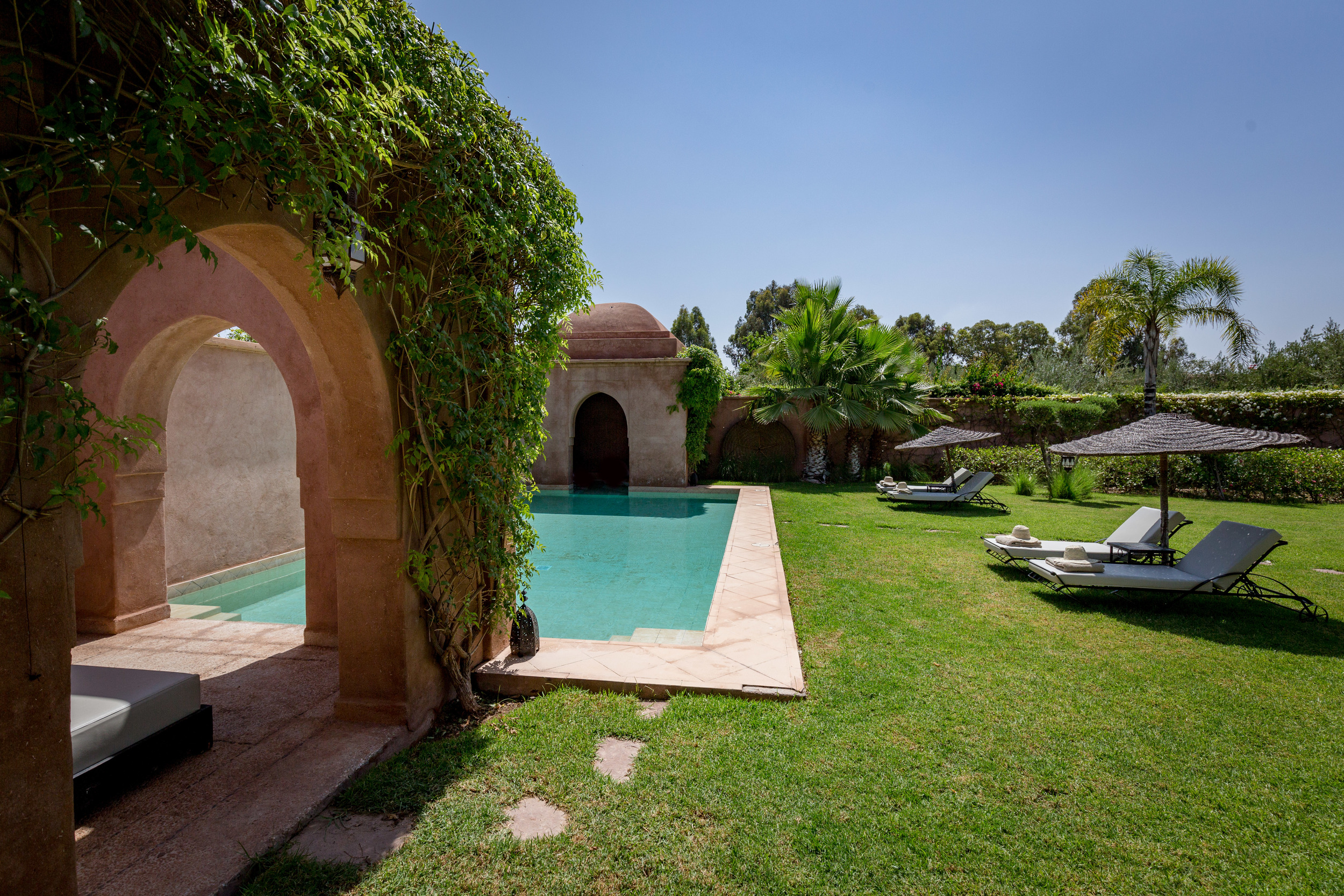 Villa Magtafa - Swimming pool