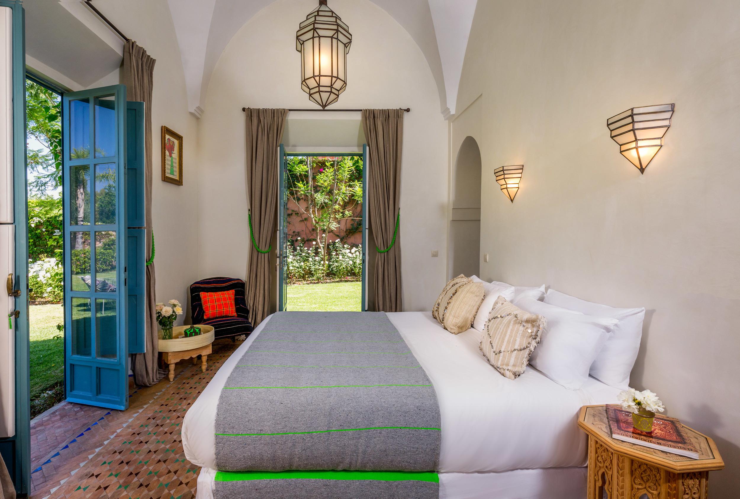 Villa Magtafa - Akhdar room