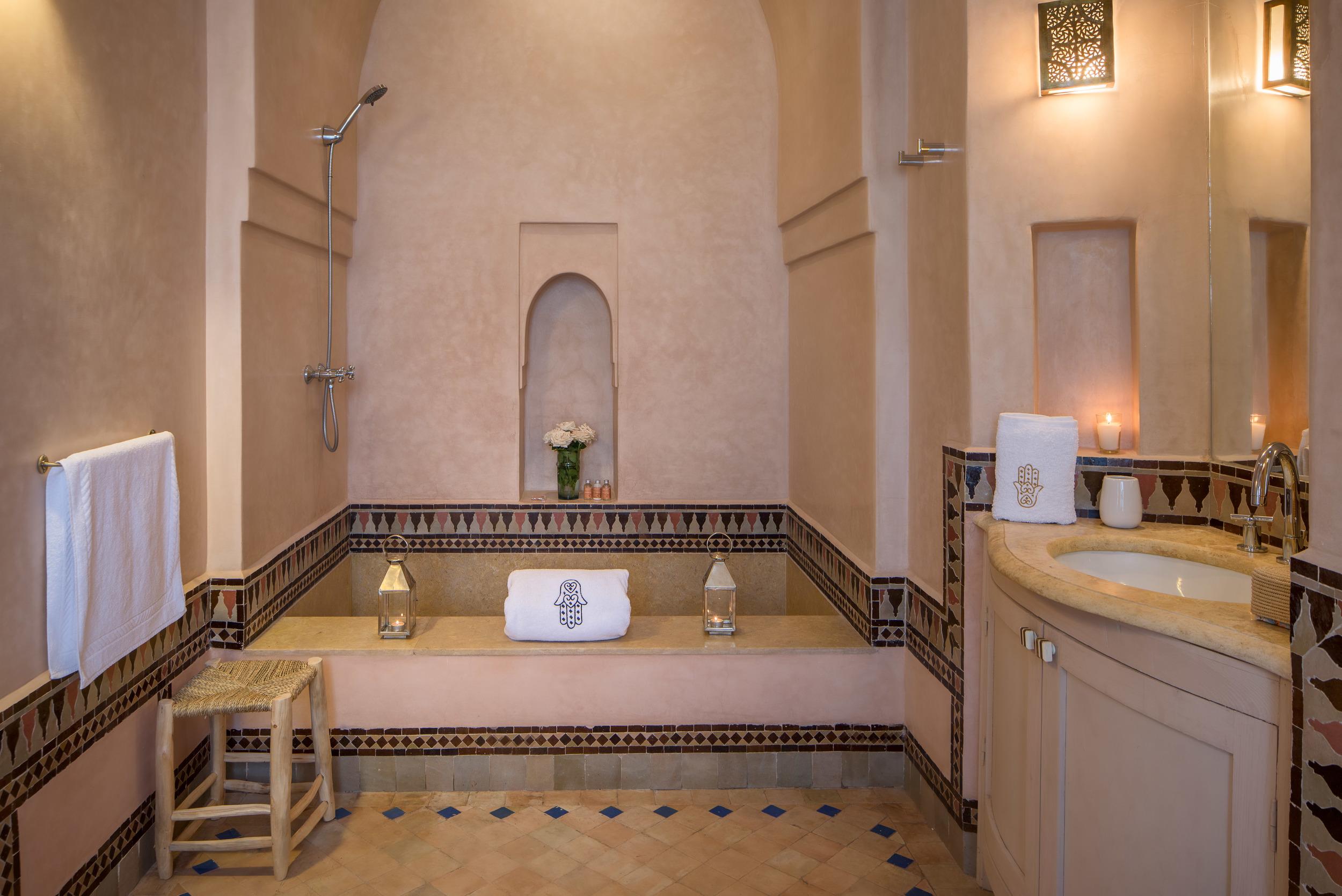 Villa Magtafa - Bathroom