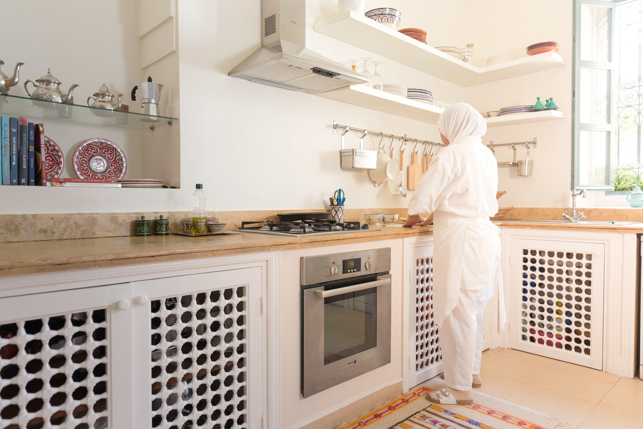 Villa Magtafa - Kitchen Cook