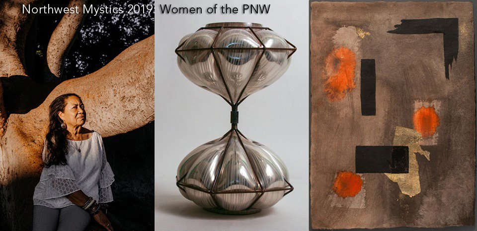 Artists (L to R): Amina Maya, KT Hancock, Cathy Sarkowsky