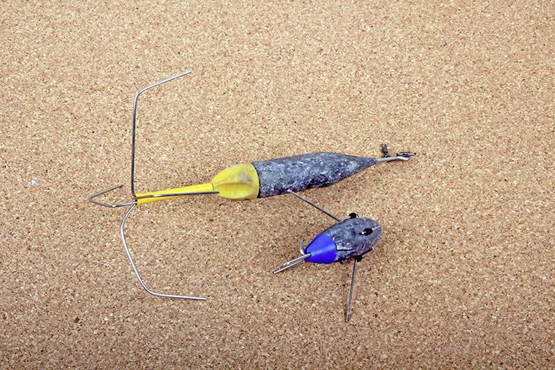 SEA FISHING TACKLE SET,make up to 25 rigs Baitholder hooks swivels crimps etc et