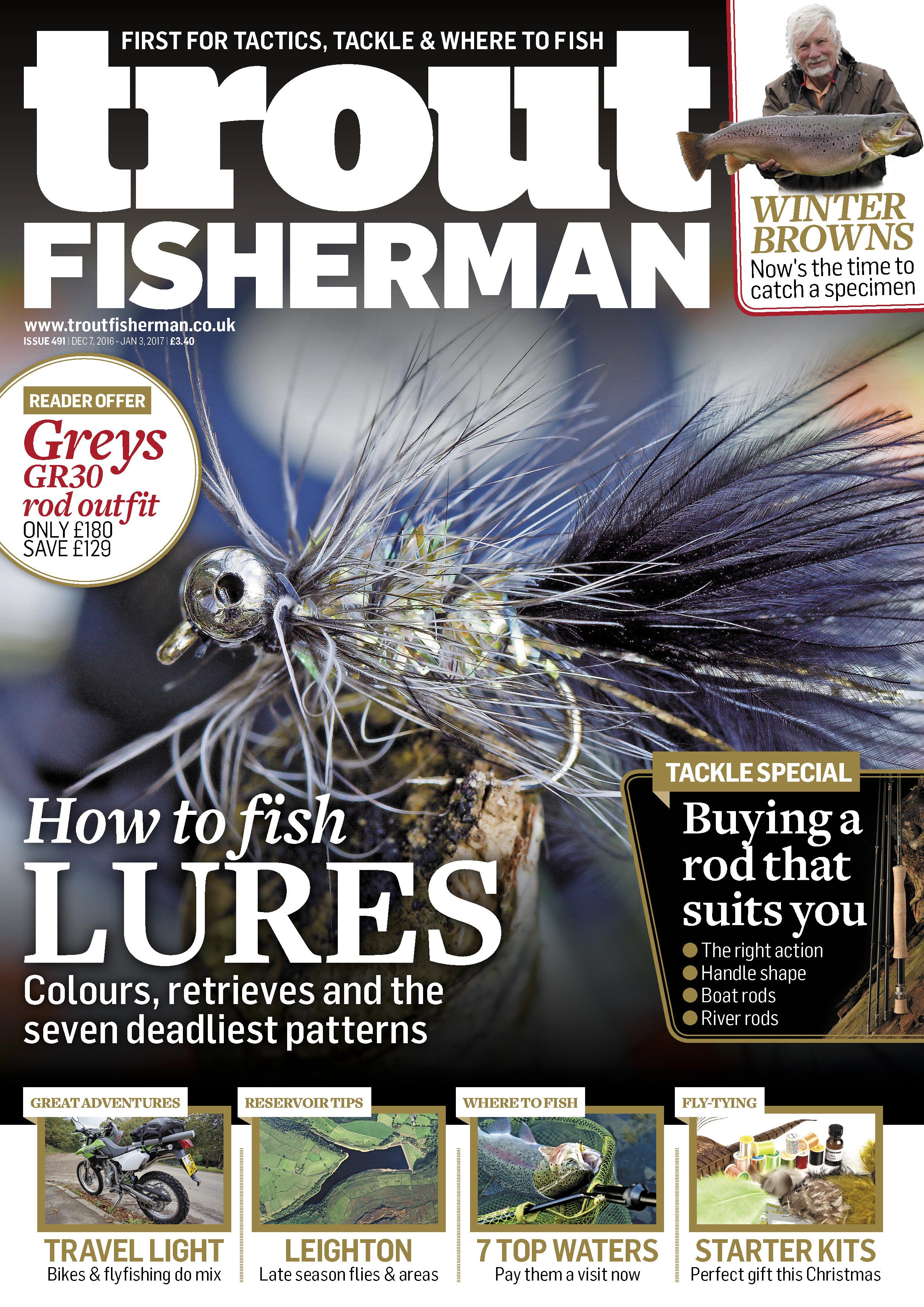 "Flies by Iain Barr Fly Fishing 3  Rutland 2"" WHITE HOT GREEN EYE SNAKE LURES"