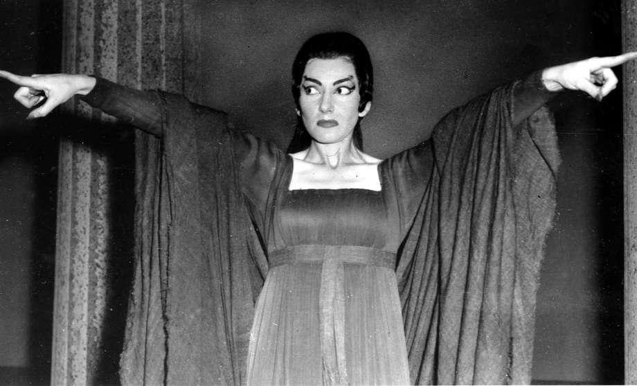 """Maria Callas in """"Medea"""""""