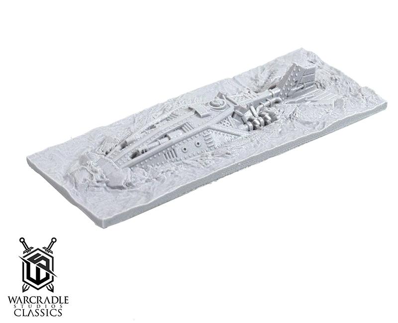 Chany Submarine - Surfaced