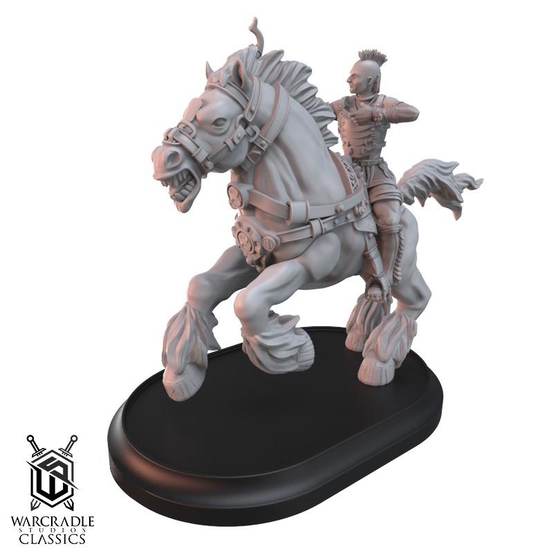 Sky Stallion I