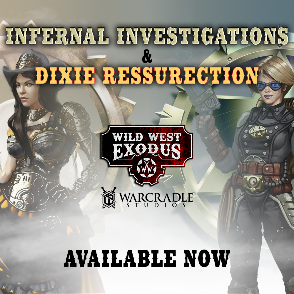 Dixie Ressurection & Infernal Investigations