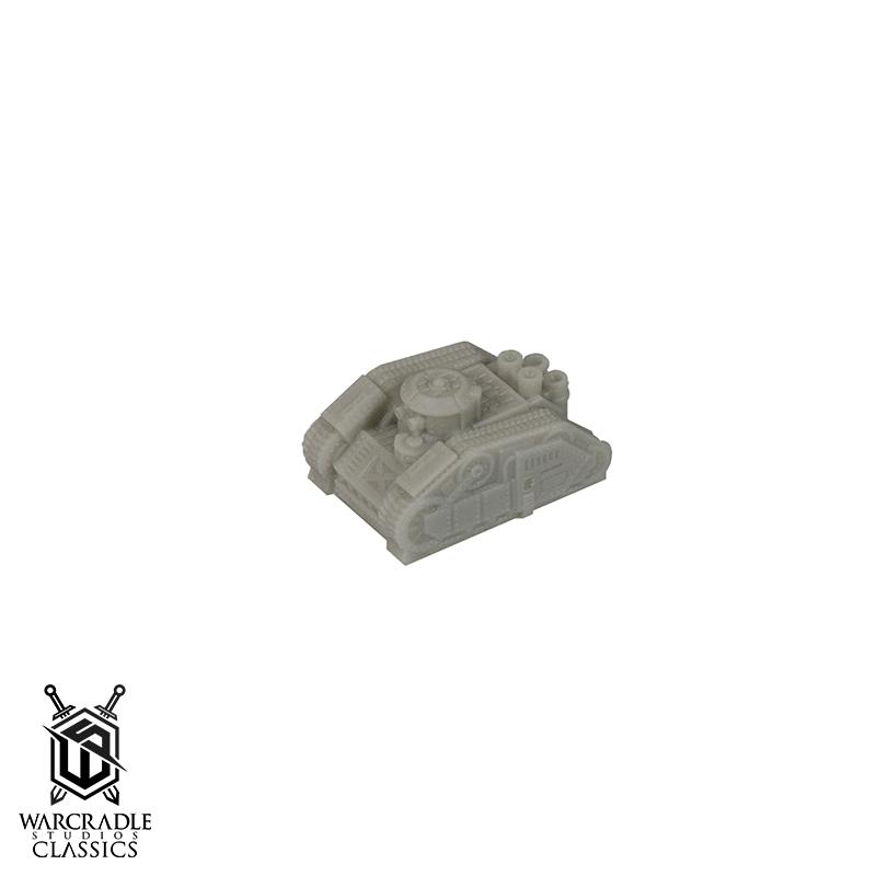 Foucault R-6 Medium Tank