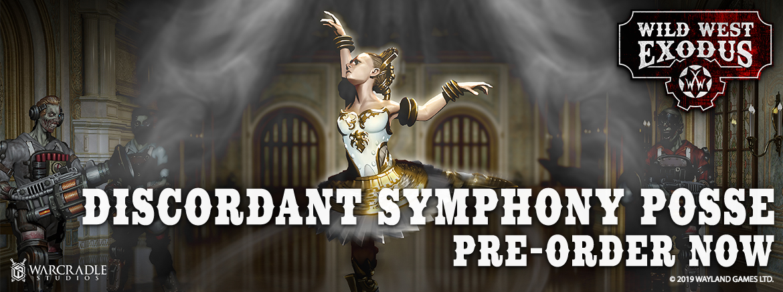 Discordant Symphony Posse