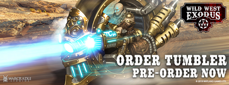 Order Tumbler