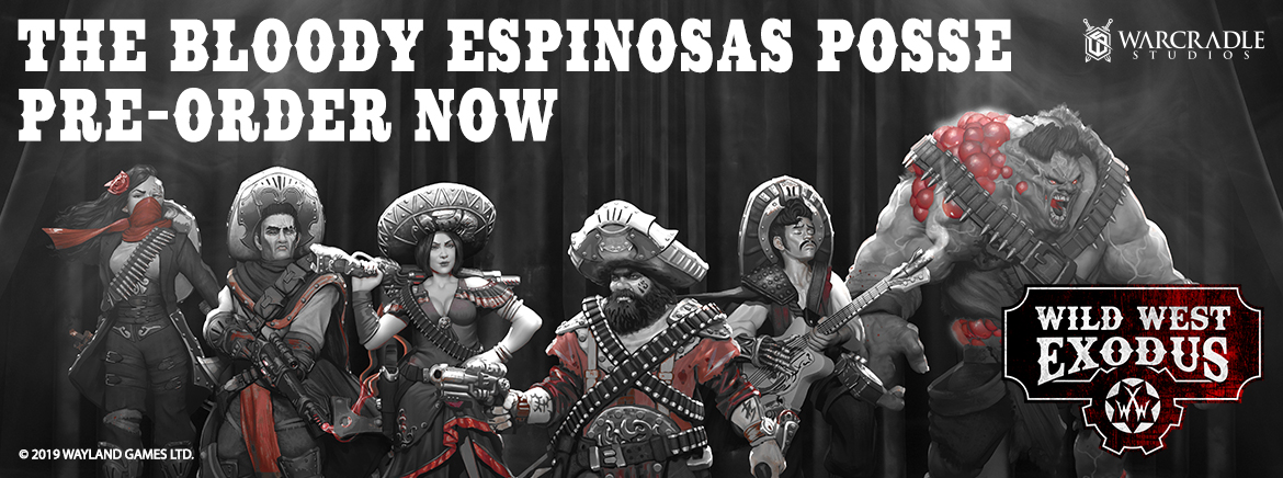 The Bloody Espinosas