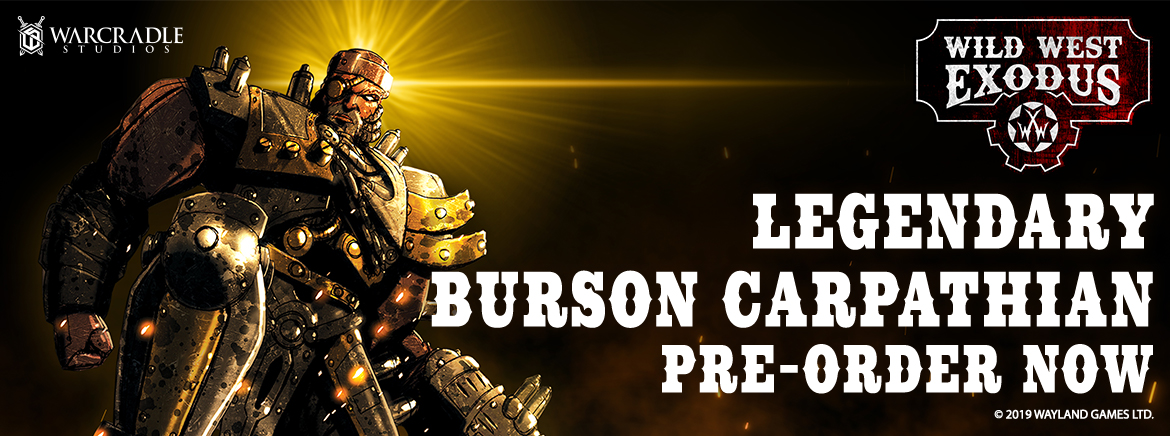 Legendary Burson Carpathian
