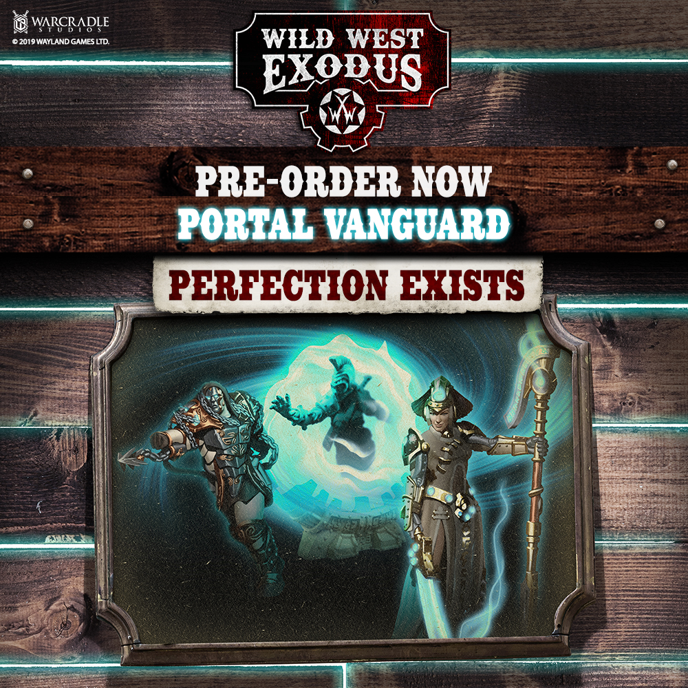 Wild West Exodus Portal Vanguard