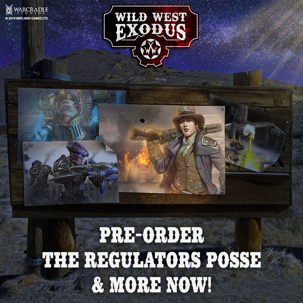 Wild West Exodus: July Releases