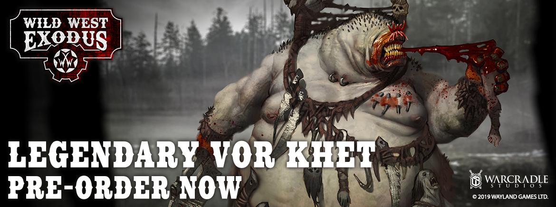 Legendary Vor Khet