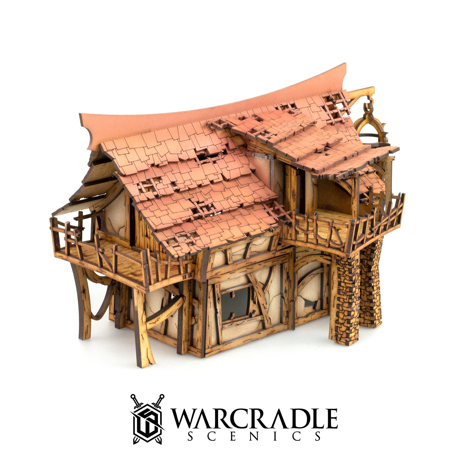 Manor - Tabletop Terrain