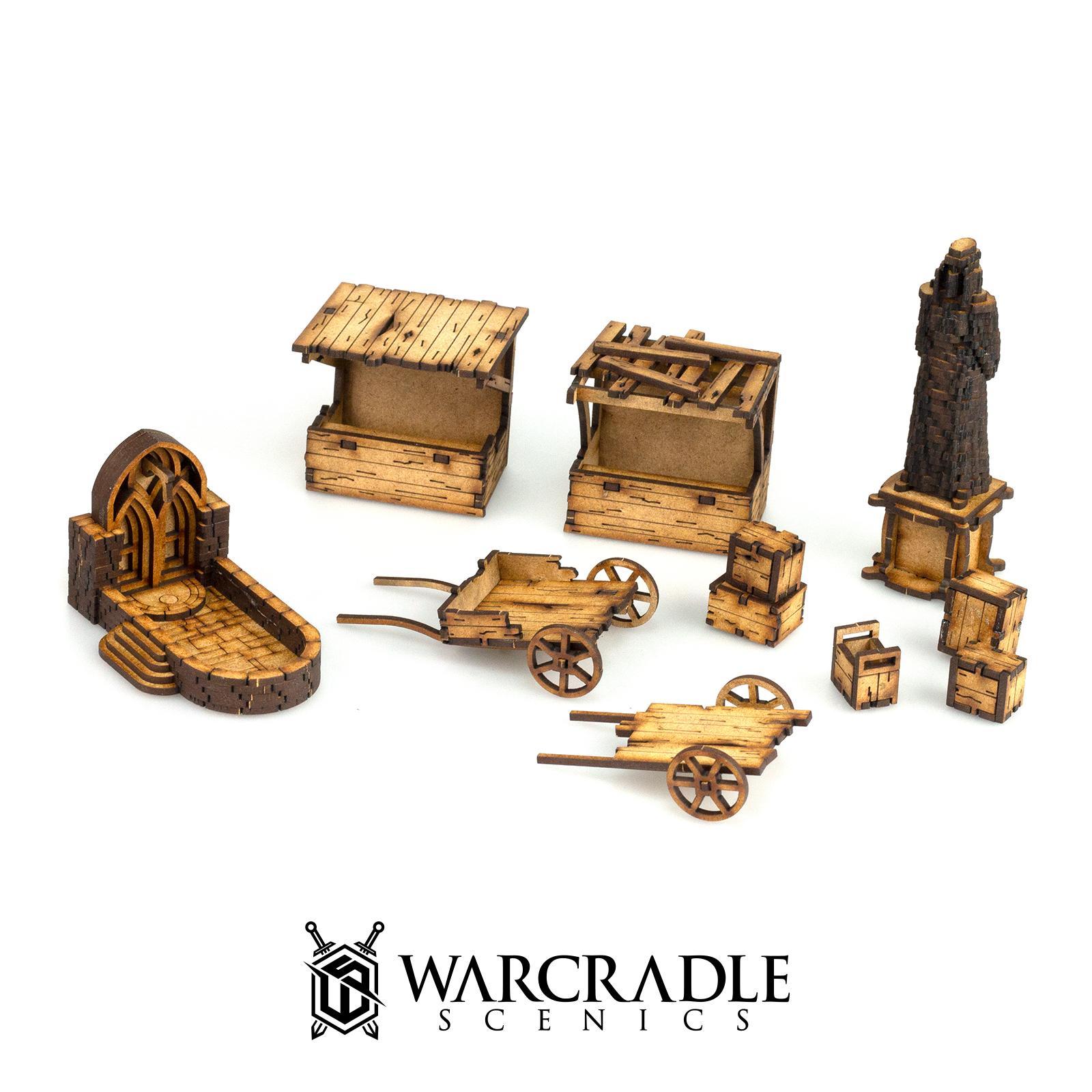 Marketplace - Tabletop Terrain