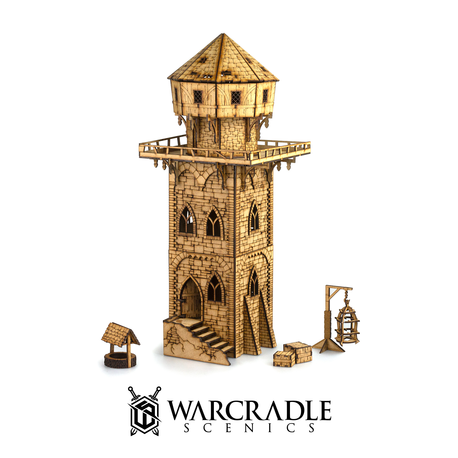 Tower - Tabletop Terrain