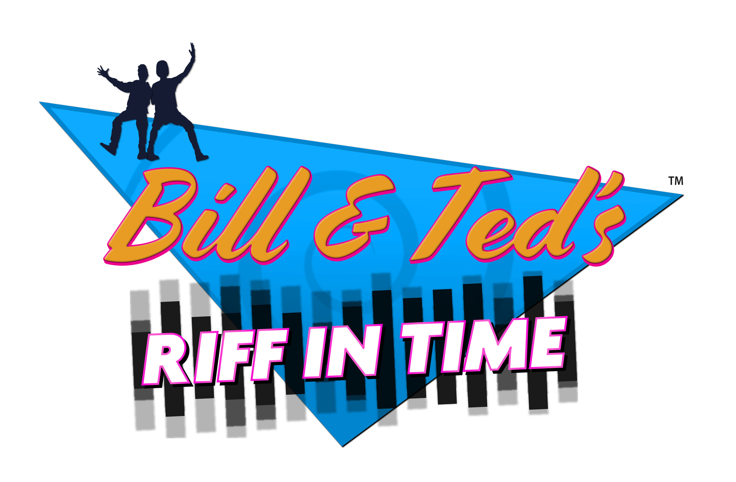 Bill and Ted's Riff in Time.