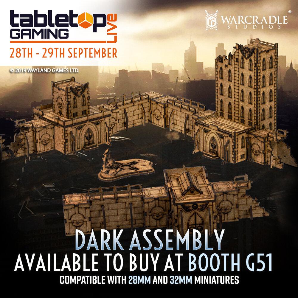 Dark Assembly - Warhammer Terrain