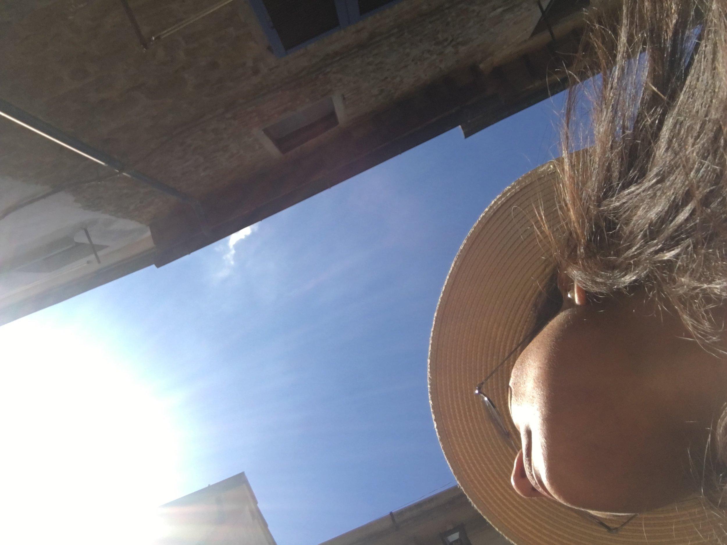 Bajo el sol de la toscana.@daniglambook