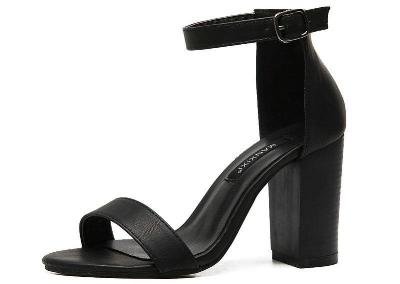 square heel