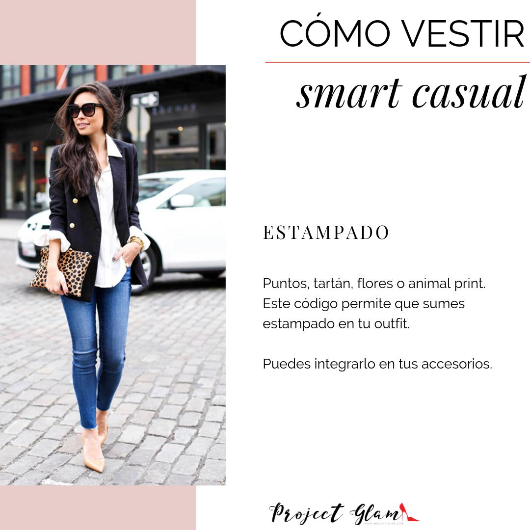 Cómo Vestir Smart Casual Project Glam