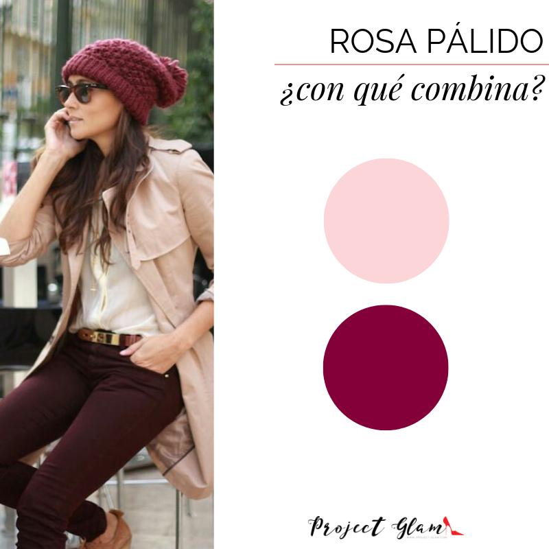 Rosa Claro Con Qué Tonos Combina Project Glam
