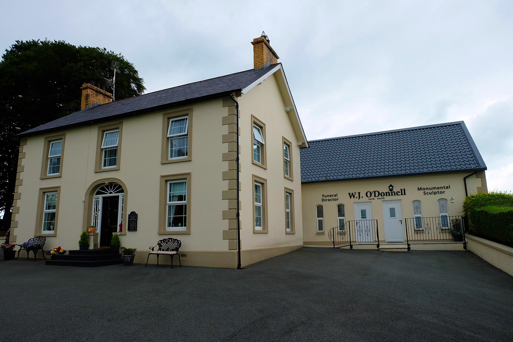 Our Portglenone funeral home