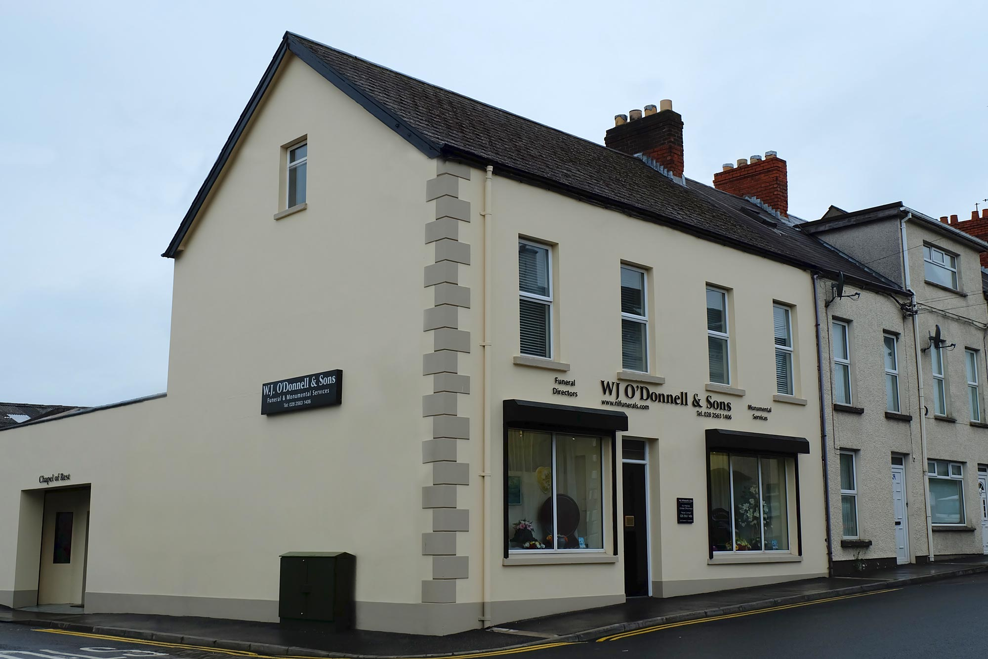 Our Ballymena funeral home