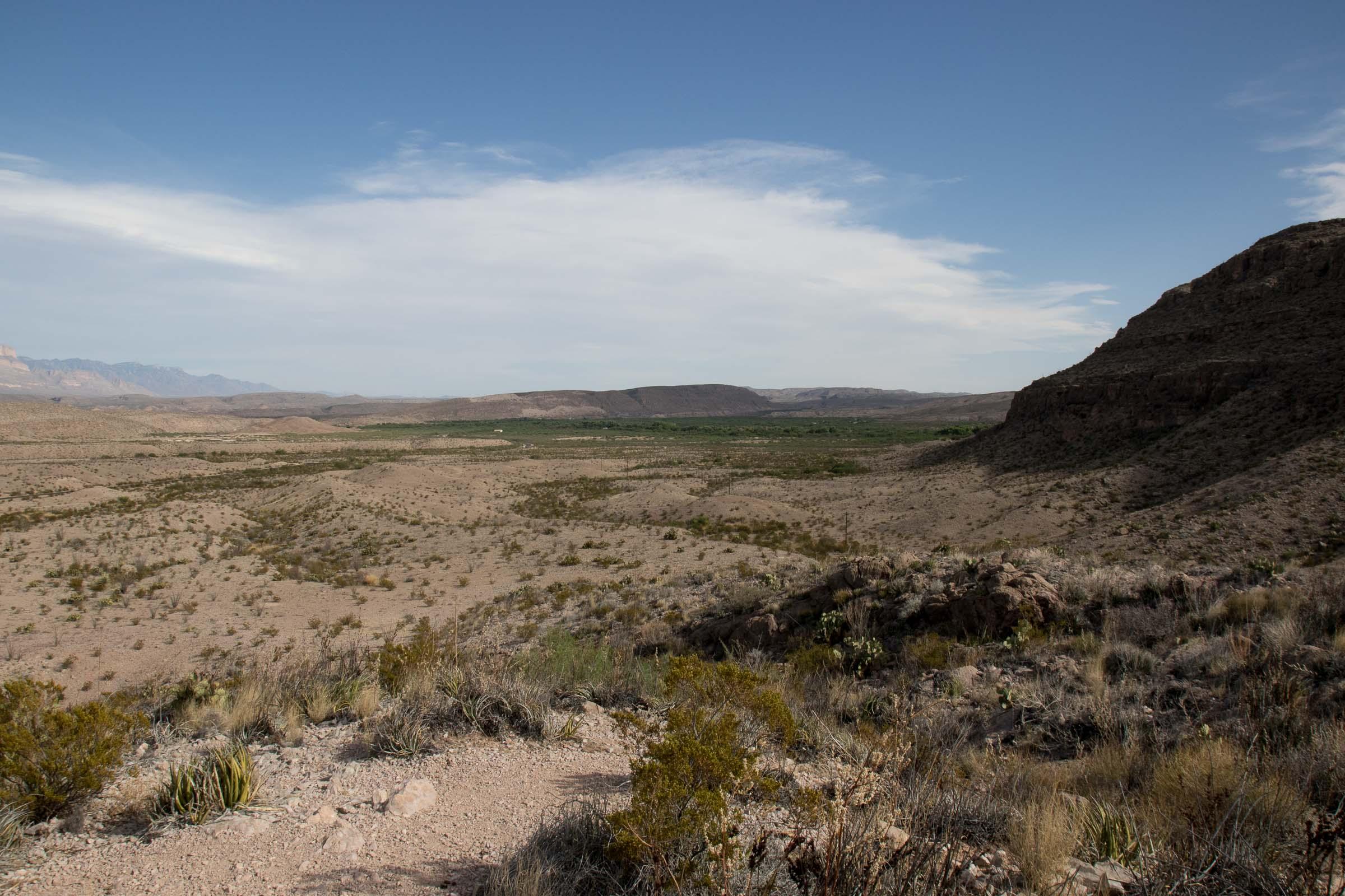 Big Bend scenery
