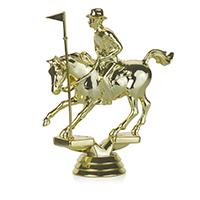 Equestrian- Pole Bending