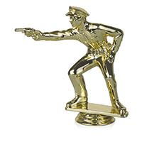 Shooting- Pistol Police