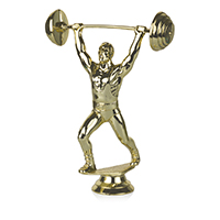 Weights- Weightlifter Male