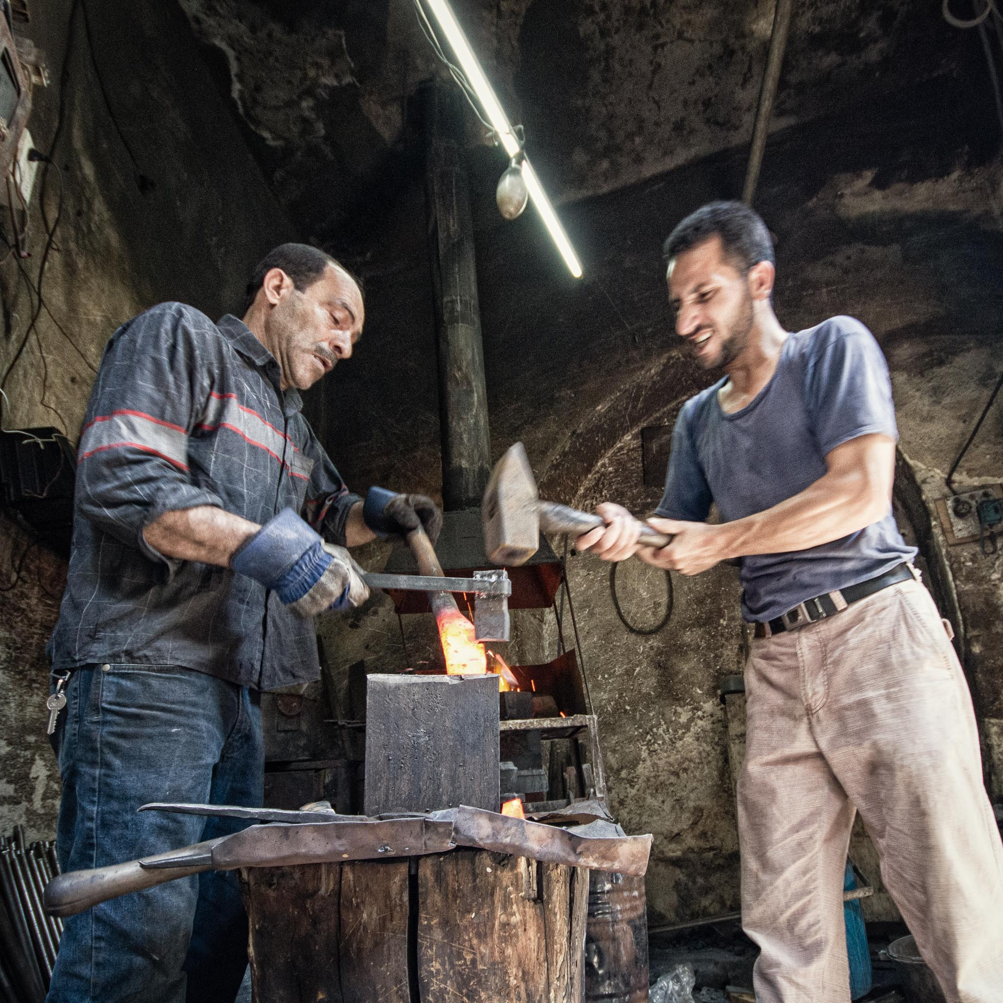 The Metal Smiths (Aleppo)