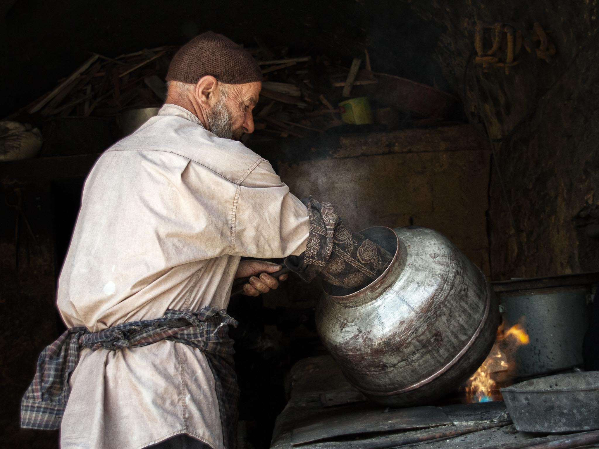 The Coppersmith (Aleppo)