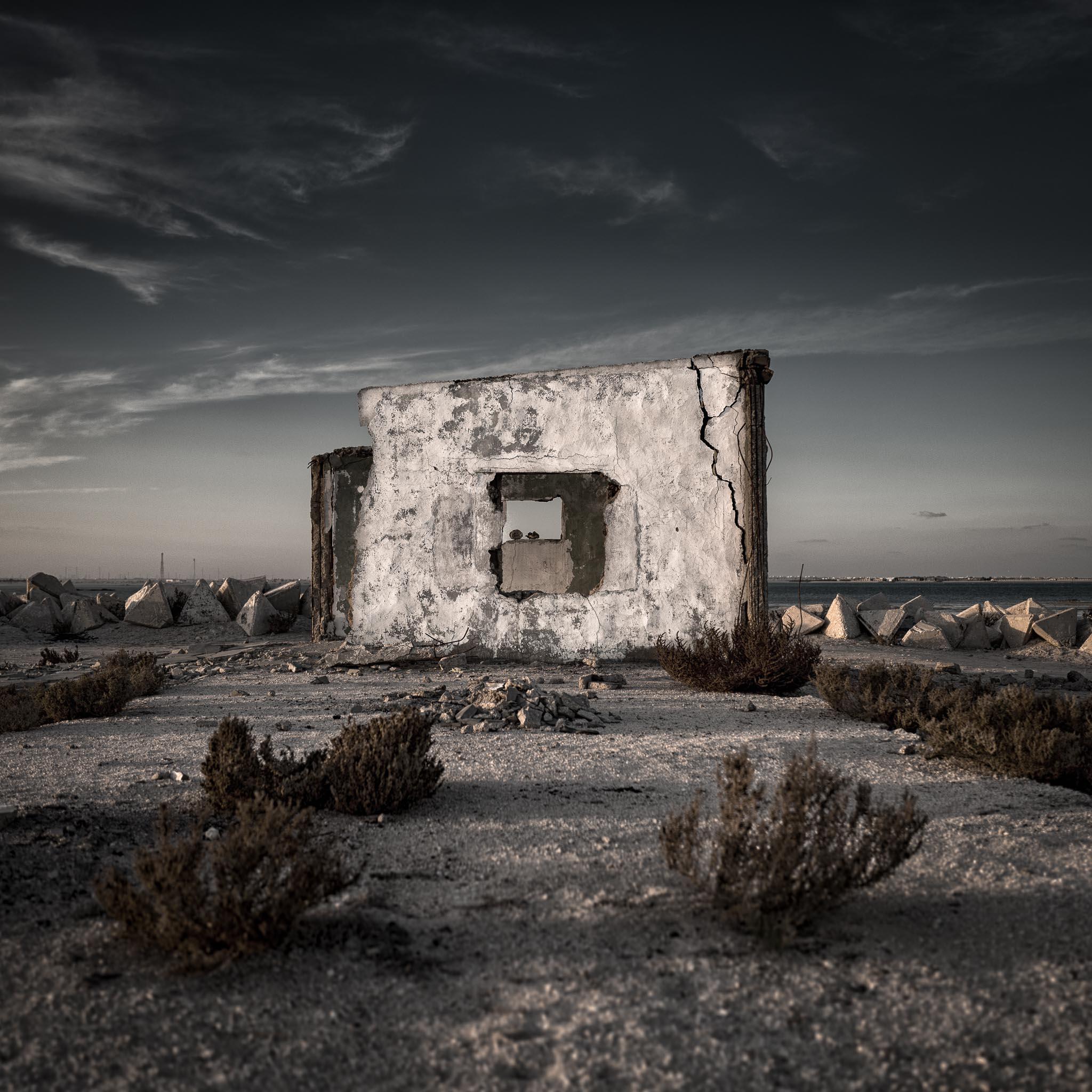 Rural Qatar