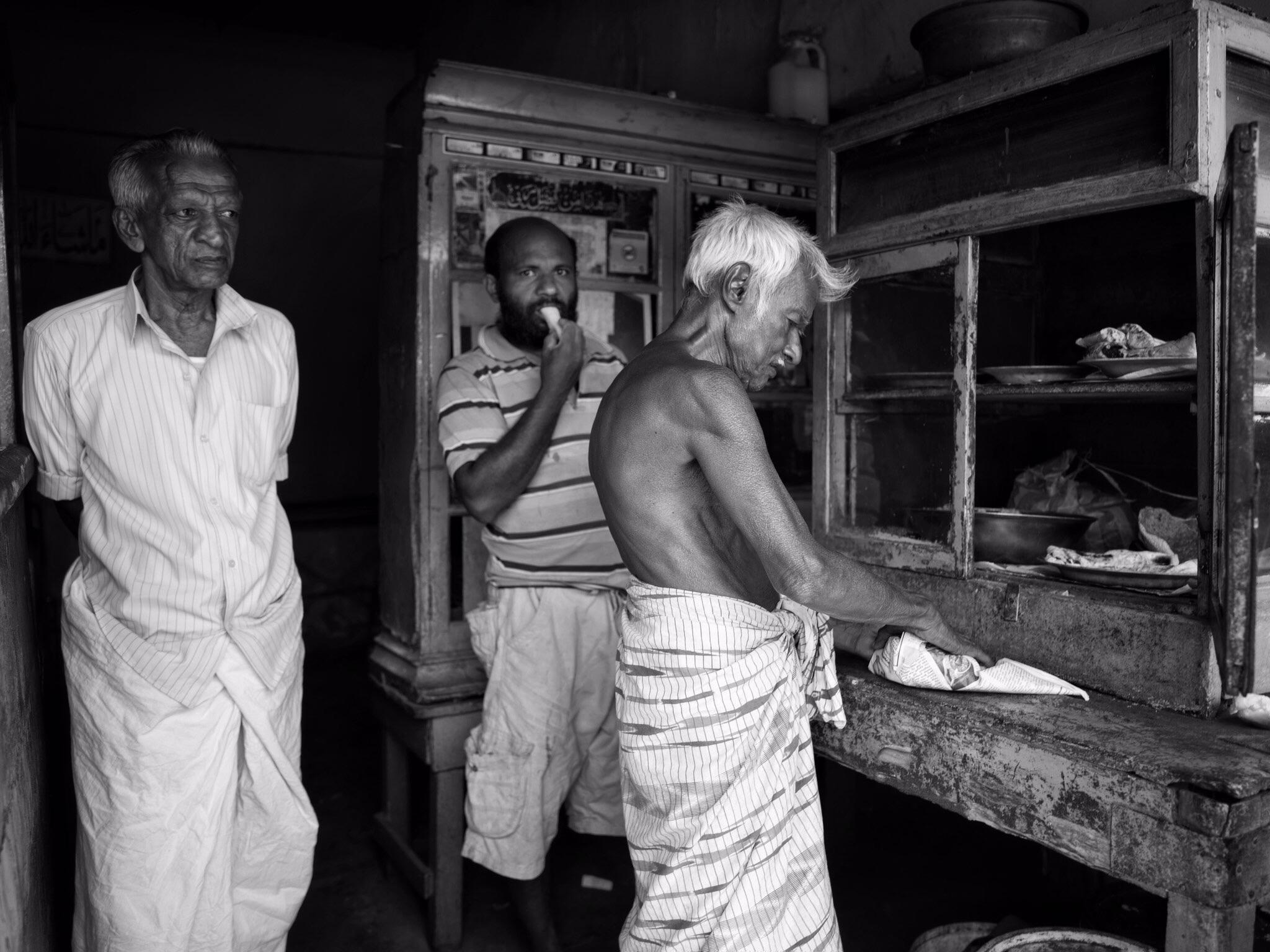 The Tea Stall (Leica Q)