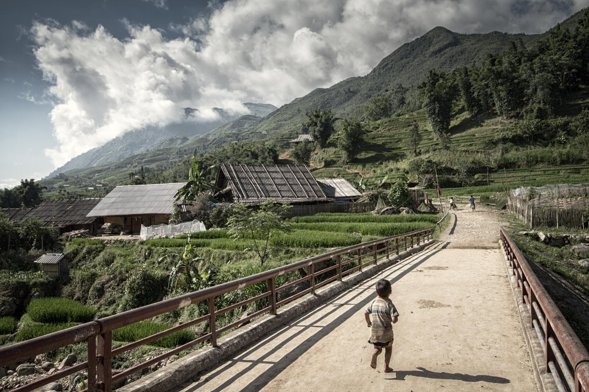 Village Life in the mountains of SaPa