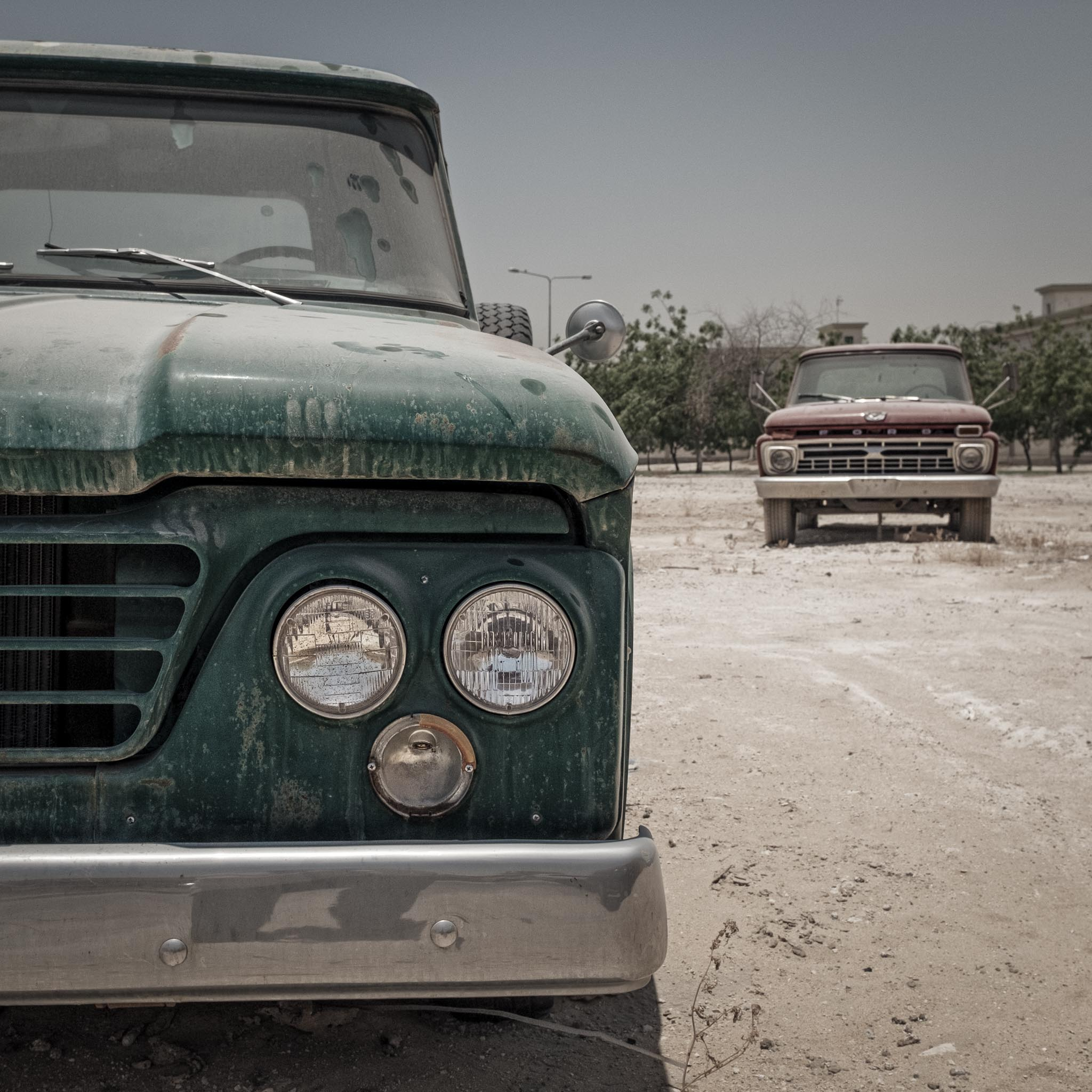 Dodge vs. Ford (Doha, Qatar)