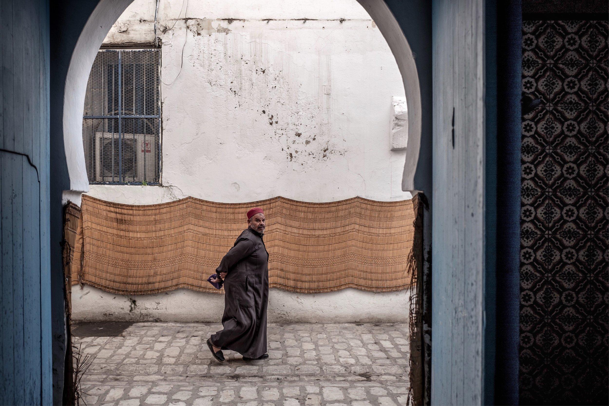 Medina de Tunis ...