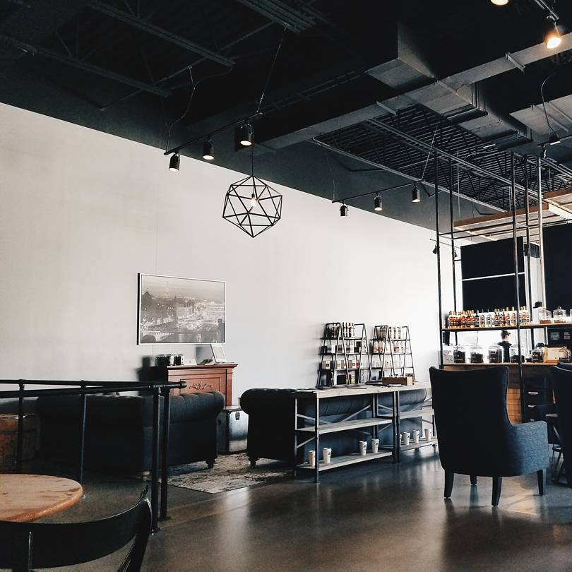 Green Joe's Coffee Company //2915 Battleground Ave a, Greensboro, NC 27408 - Photo Courtesy of David L.