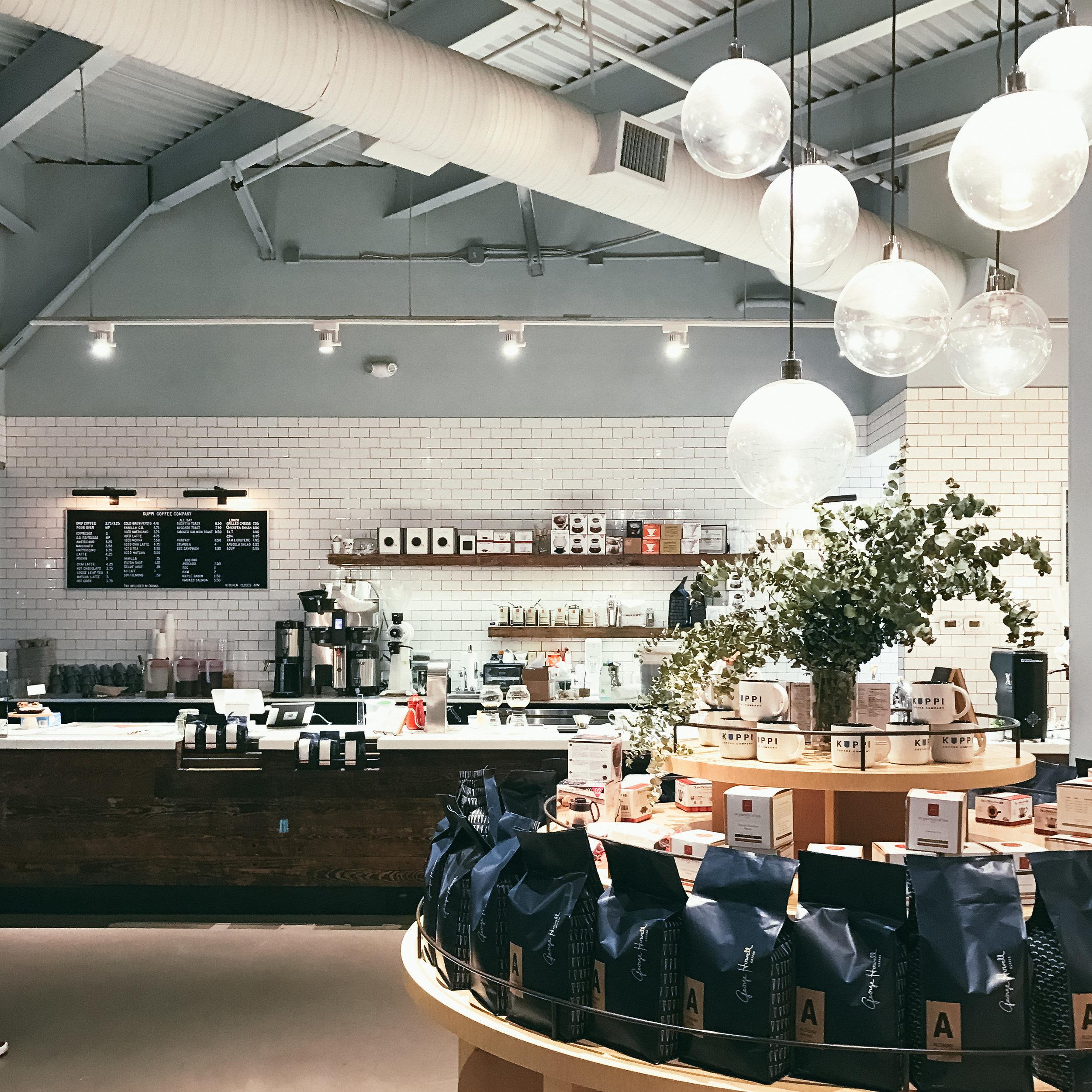 Kuppi Coffee // 725 River Rd, Edgewater, NJ 07020