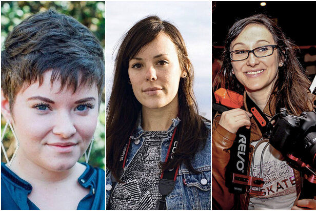 Women in Film LA Launches Showcase of Socially Conscious Movies From Female Directors - Santuario featured in first-ever showcase of Women in Film Finishing Fund grantees in Los Angeles, CA.